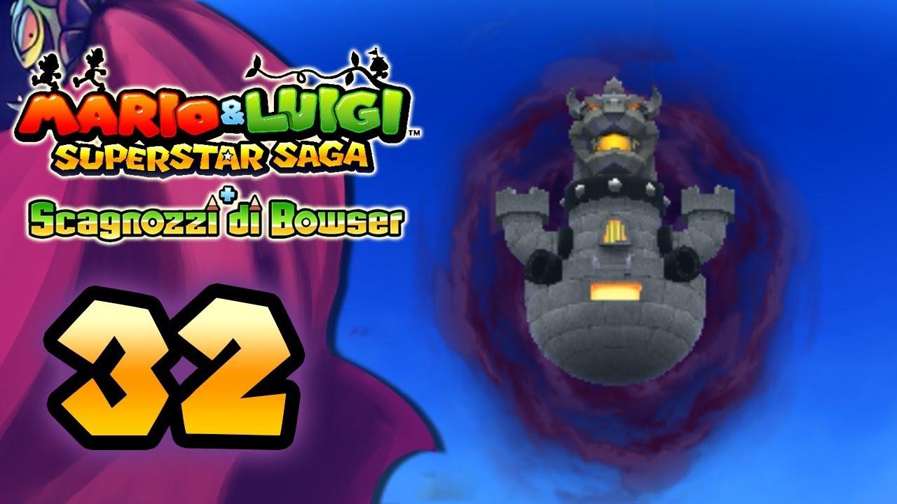 a8981507a0e8f Mario   Luigi Superstar Saga + Scagnozzi di Bowser ITA  Parte 32 - Attack  on Fagiolandia