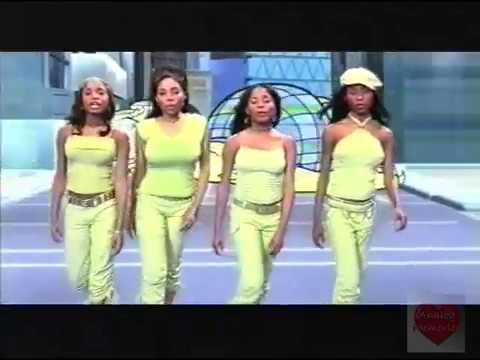 Cherish | Power of the Female | Cartoon Network | Music Video | 2003