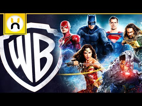 Warner Bros and DC Comics Up For Sale if AT&T Time Warner Merger Fails