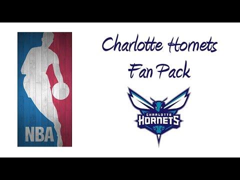 2016-17 Charlotte Hornets Fan Pack