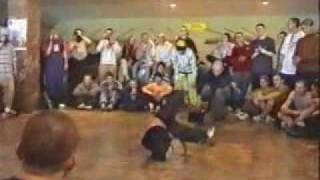 Polish Old School B-Boys 1999-2001 Powermoves