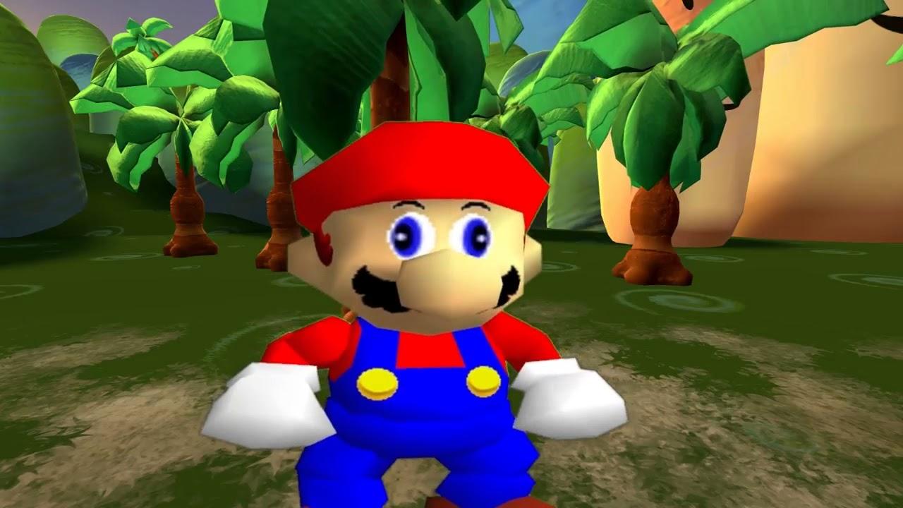 Smg4 Mario Says Pingas Scene