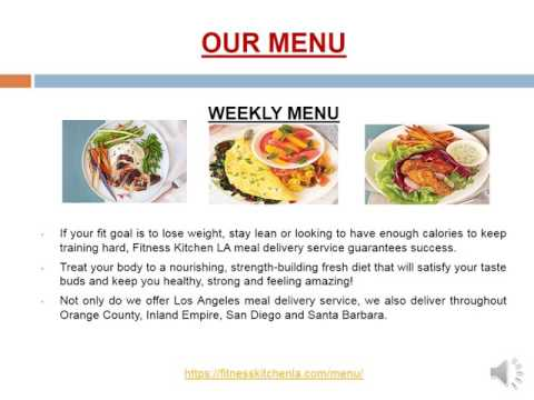 Meal Prep Delivery   Paleo Meal Delivery Services