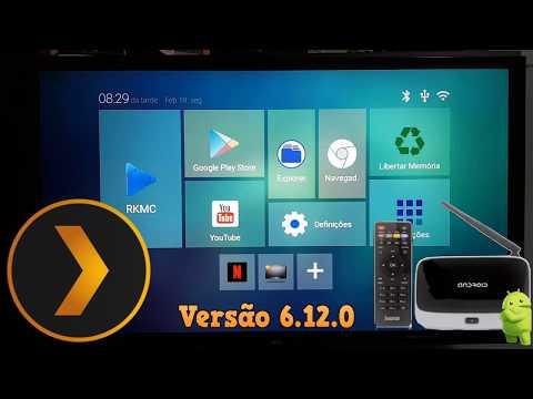 PLEX Versão 6.12.0 Pro - Somente para Tv Box