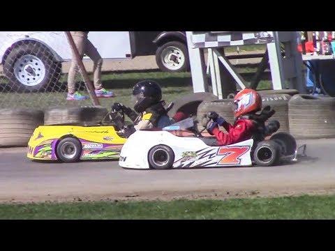 Blue Clone Feature | Eriez Speedway | 9-23-17