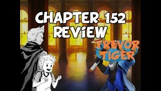 Quick Review: My Hero Academia Chapter 152