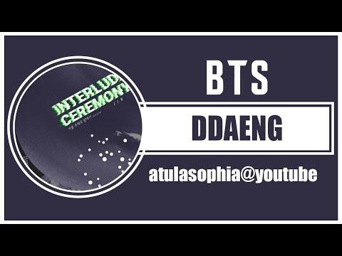 [Phiên âm Tiếng Việt] DDAENG – BTS
