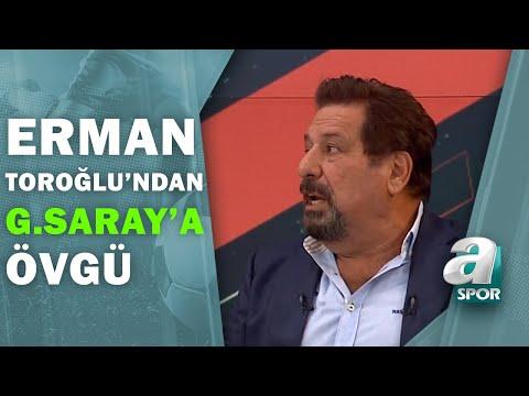 Başakşehir 0 - 2 Galatasaray Erman Toroğlu Maç Sonu Yorumları / A Spor
