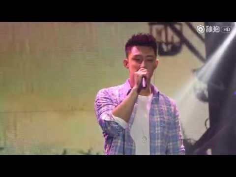 161105 黄景瑜 Huang Jingyu - 简单爱 Simple Love (Jay Chou) - Johnny Asia Fan Meeting at Nanjing (新年可不要吵架)