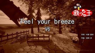 【カラオケ】Feel your breeze/V6