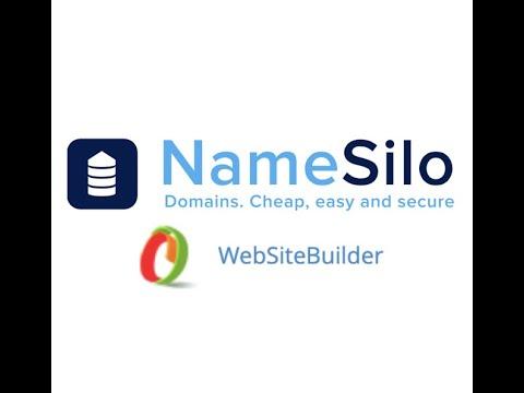 How to Build a Website with NameSilo's Website Builder ...