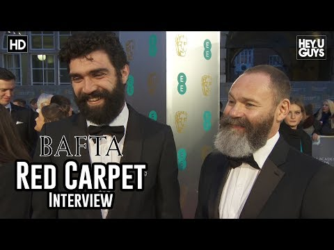 God's Own Country's Alec Secareanu & Francis Lee - BAFTA Awa