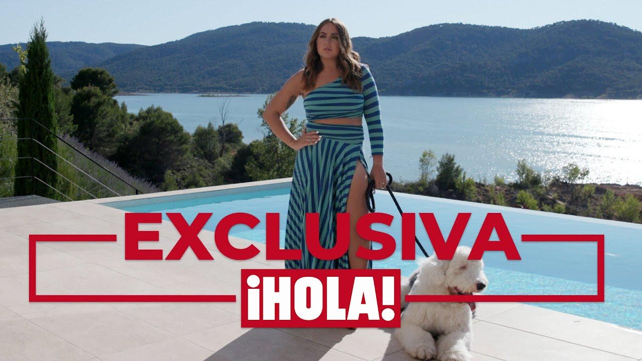 Rocío Flores, en ¡HOLA!: 'Me acuerdo todos los días de mi vida de mi madre'