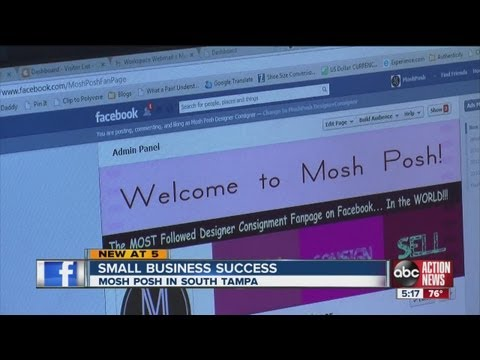 South Tampa small business owners gets world wide attention with goods for sale