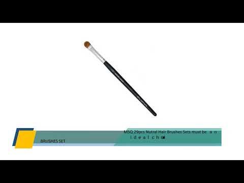Shu Uemura Eye Shadow Brush   Natural Brush 10