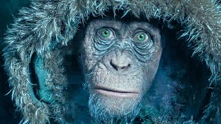 "WAR FOR THE PLANET OF THE APES ""Meeting Bad Ape"" Trailer (2017)"