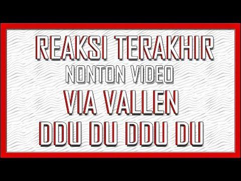 REAKSI K-POP VOCAL TRAINER VIA VALLEN - DDU DU DDU DU ( Black Pink Koplo Version)  [SUB : IDN, KOR]