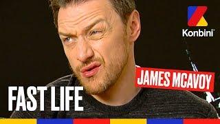 James McAvoy - Fast Life