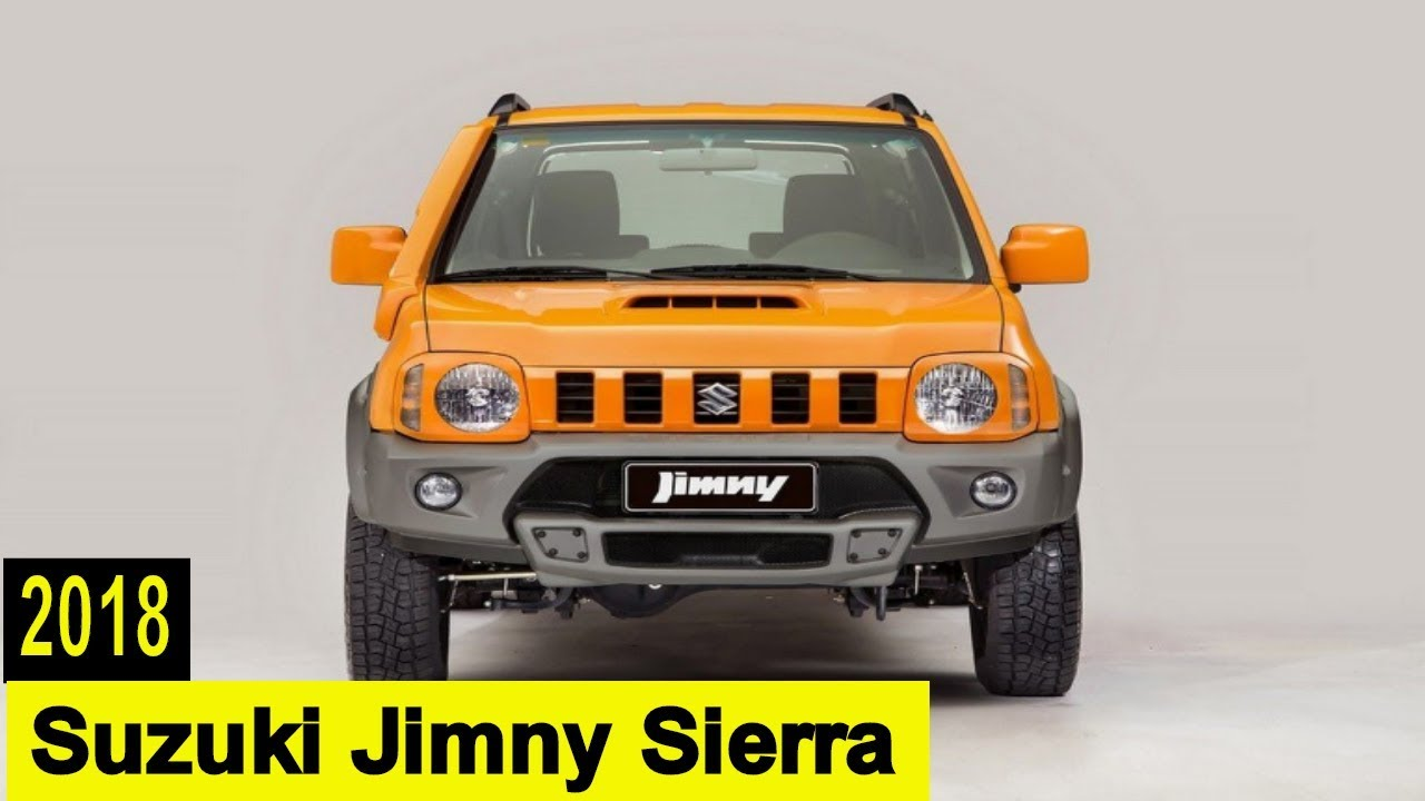 2018 suzuki sierra. interesting sierra new suzuki jimny sierra to remain a hardcore ladder frame in 2018 suzuki sierra