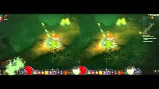 Diablo III VR Tryout 2 - DIY HMD