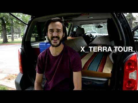 My X-Terra Home!