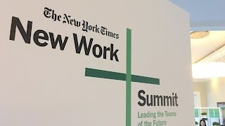 New Work Summit: Moving at the Speed of Viral
