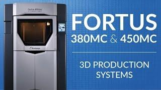 the stratasys fortus 380mc 450mc fdm 3d printers