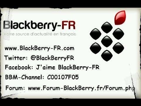 blackberry fr comment t l charger une application android depuis son blackberry 10 youtube. Black Bedroom Furniture Sets. Home Design Ideas