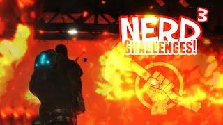 Nerd³ Challenges! Burning Bridges - Red Faction: Guerrilla
