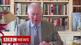 Coronavirus: Charles speaks following virus diagnosis - BBC News