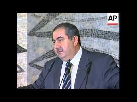 Iraqi FM Zebari defends Saddam's execution