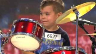 Lenny Damijanic - Supertalent - Mali bubnjar - Little drummer