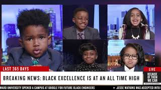 Breaking News: Black Excellence Is At An All Time High