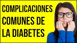 hqdefault - Complicaciones Mas Frecuentes Diabetes