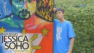 Kapuso Mo, Jessica Soho: Ang petmalu na straw art ni Rommel