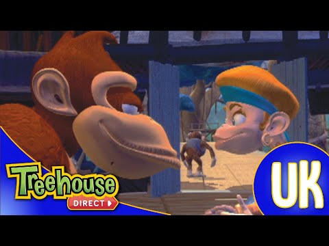 Donkey Kong Country Ep.26 - A Thin Line Between Love and Ape