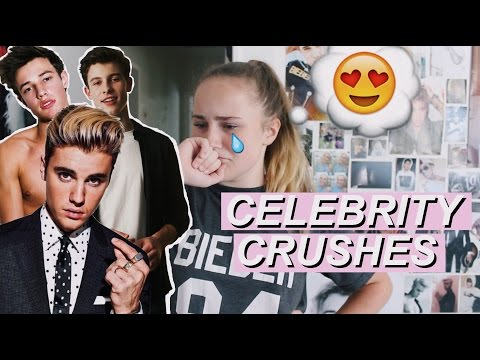 The 5 Stages of Developing A Celebrity Crush!