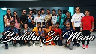 Buddhu Sa Mann | Kapoor & Sons | Dance Choreography | By DGD | Supporting Mobbera Foundation |