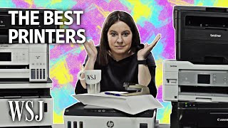 The Best Printers That Won't Cost You a Fortune in Ink Cartridges | WSJ