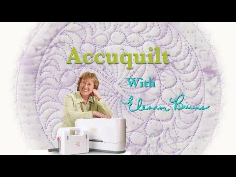 Accuquilt March 2016