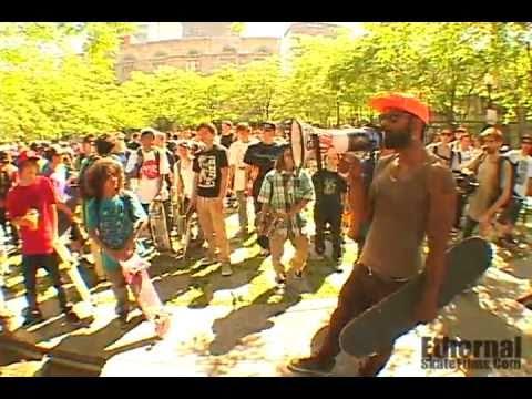 Ethernal Skate Films / Go skateboarding day Montréal / Emerica Wild in the streets 2011