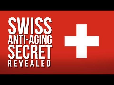 Swiss Secret for Anti-Aging Revealed!