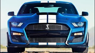 2020 Mustang Shelby GT500 - The Most Powerful Street-Legal Ford Ever