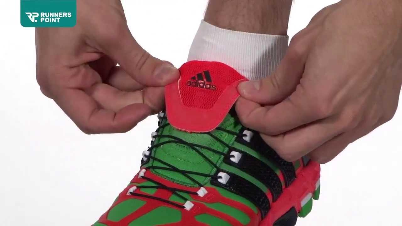 new arrival 21d14 1cb4a Laufschuhe adidas Adistar Raven 3 Herren - YouTube