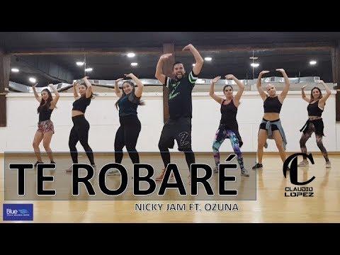 Te Robaré - Nicky Jam Ft. Ozuna / ZUMBA
