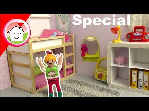 Playmobil Ikea Kinderzimmer Fur Lena Pimp My Playmobil Familie