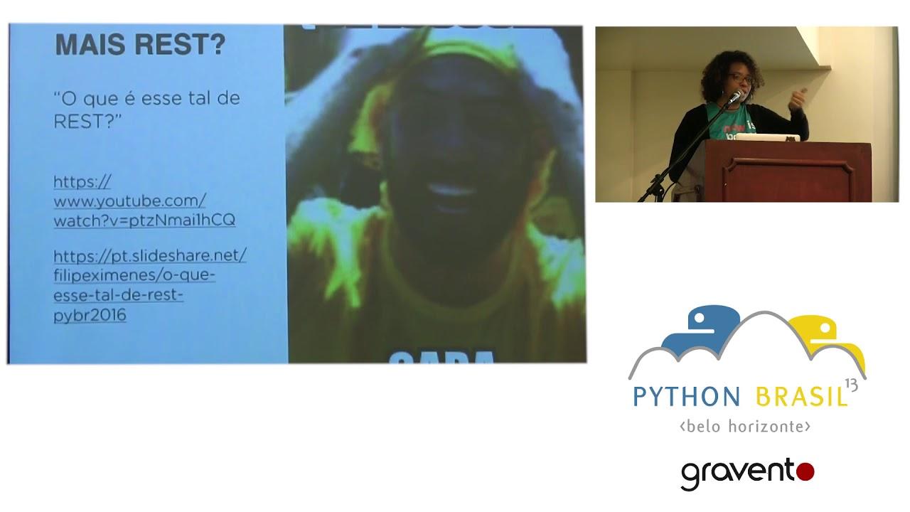 Image from GraphQL: nem sempre REST é a melhor alternativa para sua API - Nicolle Cysneiros