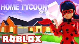 50 ROBUXLA FASTEST HOMEMADE ▶️ ROBLOX HOME TYCOON 🐞 Miracle Ladybug Simulator 🐞 New 2018