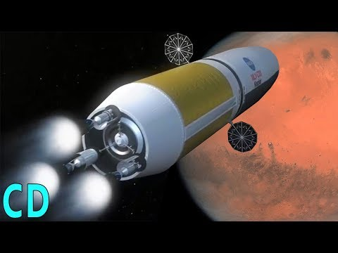 How Nuclear rockets will get us to Mars and beyond