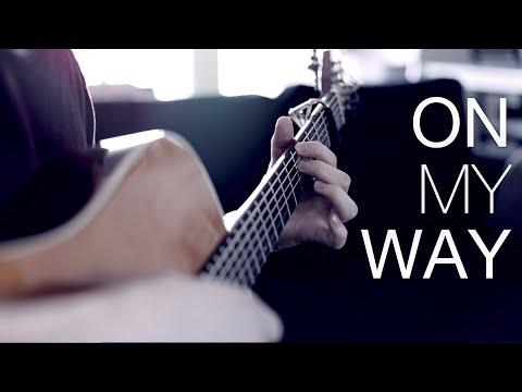Alan Walker - On My Way | Fingerstyle Guitar Cover